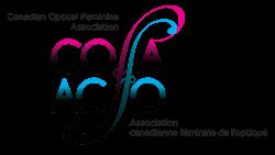 Logo - Association Canadienne Féminine de l'optique